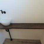 トイレ手洗い場(内装)