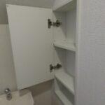 3号棟トイレ収納