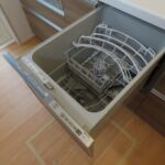 2号棟食器洗浄乾燥機(キッチン)