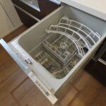 1号棟食器洗浄乾燥機(キッチン)